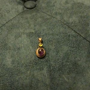 Jewelry - Sterling silver pendant